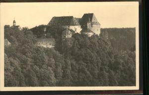 Schleiz Schloss Burgk Heimatmuseum Kat. Schleiz