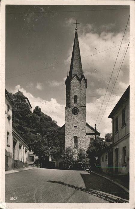 Hirschberg Saale Kirche Kat. Hirschberg Saale