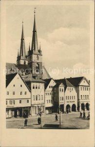 Saalfeld Saale Am Markt / Saalfeld /Saalfeld-Rudolstadt LKR