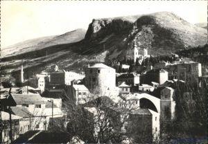 Mostar Moctap Panorama / Mostar /