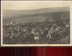 Wiesbaden Blick auf Neroberg Kat. Wiesbaden
