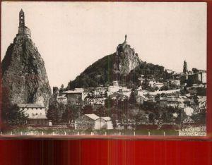 Le Puy en Velay Rochers St. Michel et Corneille Kat. Le Puy en Velay
