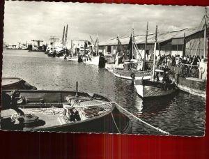 Saint Nazaire Loire Atlantique Port Bateaux de Peche Hafen Fischerboot Kat. Saint Nazaire