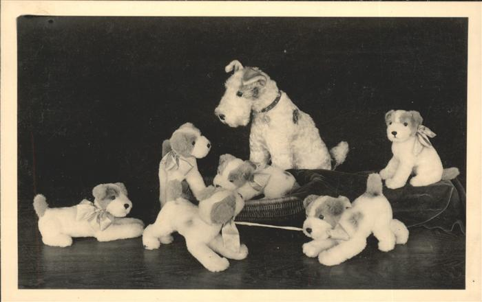 Spielzeug Museum Sonneberg Foxl Kinderstube Hunde Kat. Spiel
