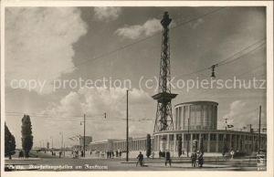 Funkturm Berlins Ausstellungshallen Kat. Bruecken