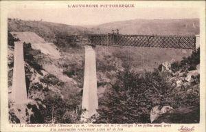 kk43245 Viadukte Viaduc Viaduc des Fades  Kategorie. Bruecken Alte Ansichtskarten