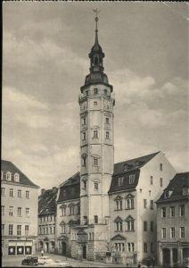 Gera Rathaus Auto Kat. Gera