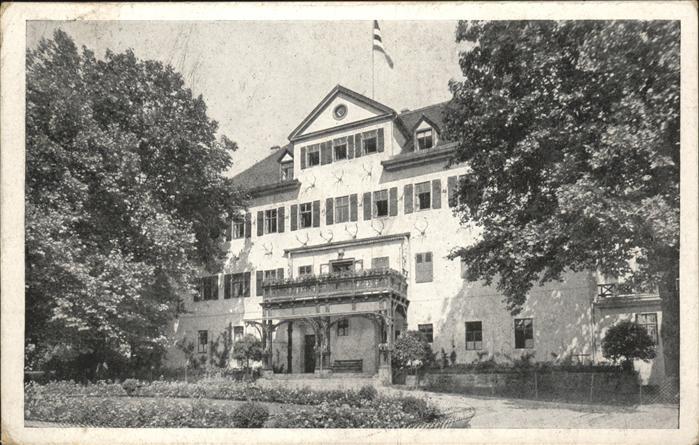 Hummelshain Schloss Kat. Hummelshain