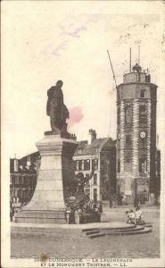 Dunkerque Le Leughenaer Monument Tristram Kat. Dunkerque