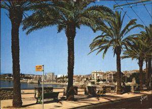 Toulon Var Cote d Azur Corniche du Mourillon Kat. Toulon