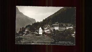 Altdorf SH Kapuzinerkloster Waldegg Kat. Altdorf SH