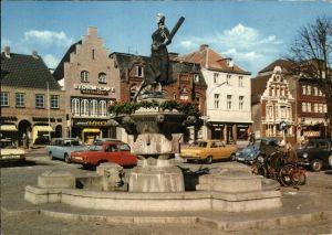 Husum Nordfriesland Markt mit