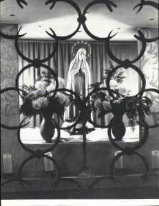 Pensier Fatima Krypta Antonius Kapelle Heiligenfigur Kat. Pensier