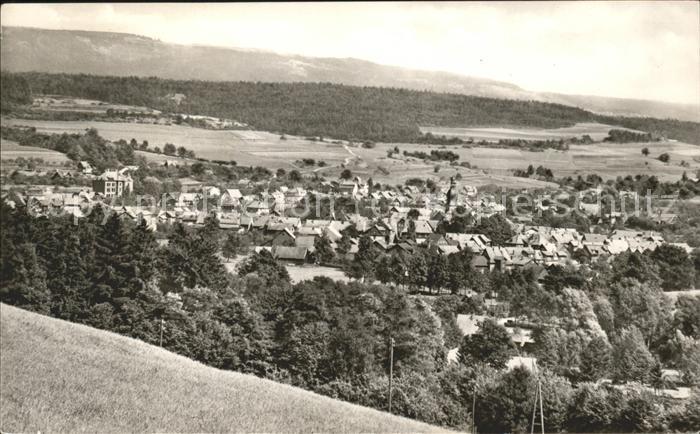 Schalkau Panorama Kat. Schalkau