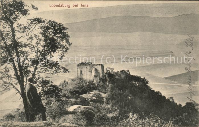Jena Lobedaburg Kat. Jena