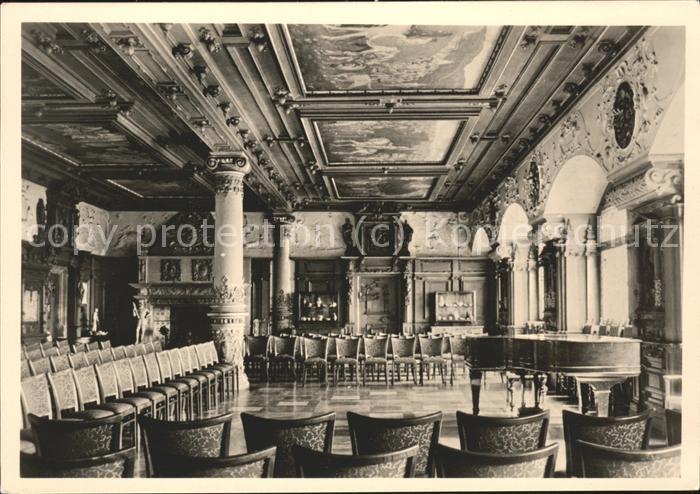 Altenburg Thueringen Konzertsaal im Altenburger-Schloss / Altenburg /Altenburger Land LKR