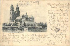 Magdeburg Der Dom Kat. Magdeburg