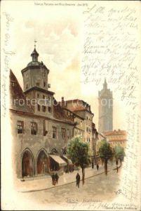 Jena Rathaus Kat. Jena