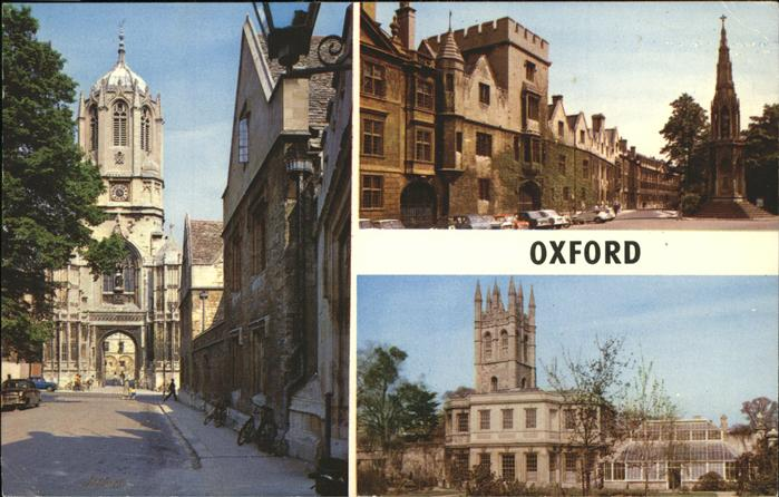 Oxford Oxfordshire  / Oxford /Oxfordshire