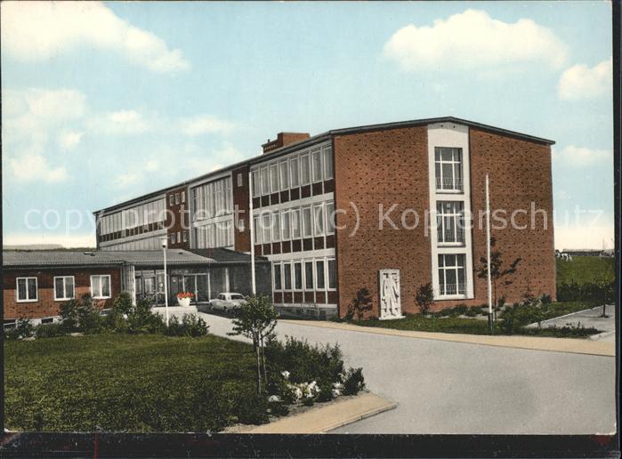 Lichtenau Kassel Freiherr von Stein Schule Kat. Kassel