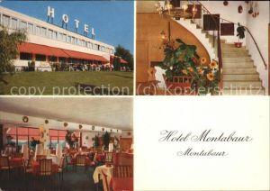 Montabaur Westerwald Hotel Montabaur Kat. Montabaur