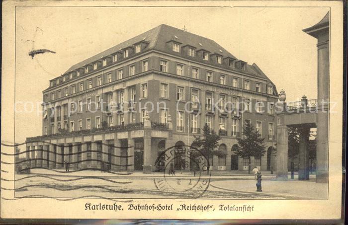 Karlsruhe Bahnhof Hotel