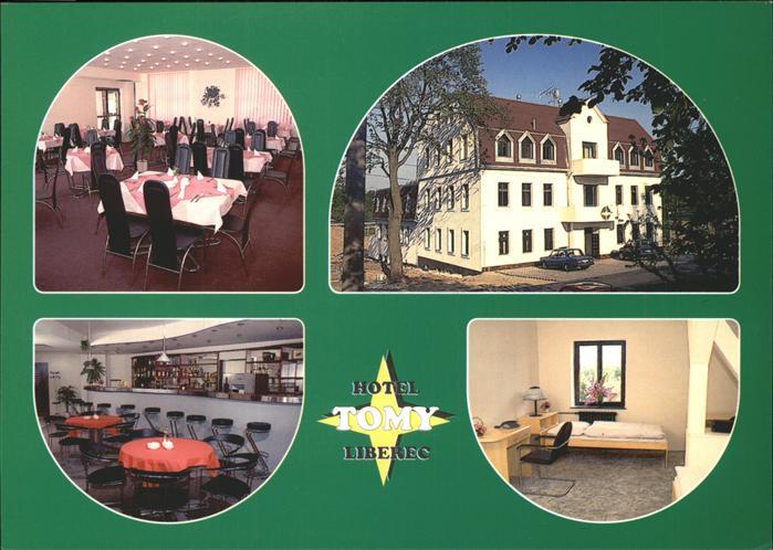 Liberec Hotel Tomy Kat. Liberec