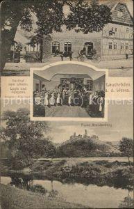 Lauchroeden Gasthof