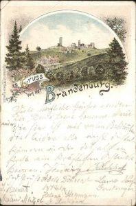 Gerstungen Brandenburg Kat. Gerstungen