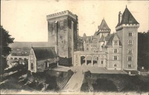 Pau Chateau Henri IV Kat. Pau
