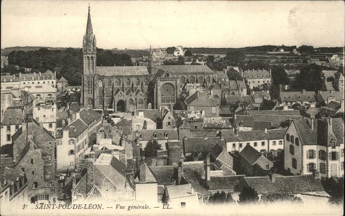 Saint Pol de Leon  Kat. Saint Pol de Leon
