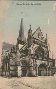 Liesse Notre Dame Eglise Kat. Liesse Notre Dame