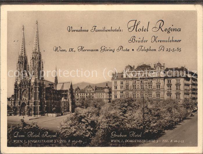 Wien Dom Hotel