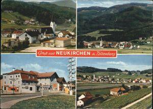 Neukirchen Teisenberg Kirche Stadt Kat. Teisendorf