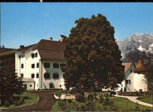 kk58169 Irdning Hotel Schloss Pichlarn Kat. Irdning Ennstal Steiermark