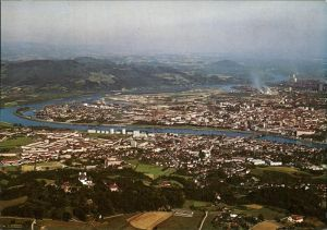 Linz Donau  Kat. Linz