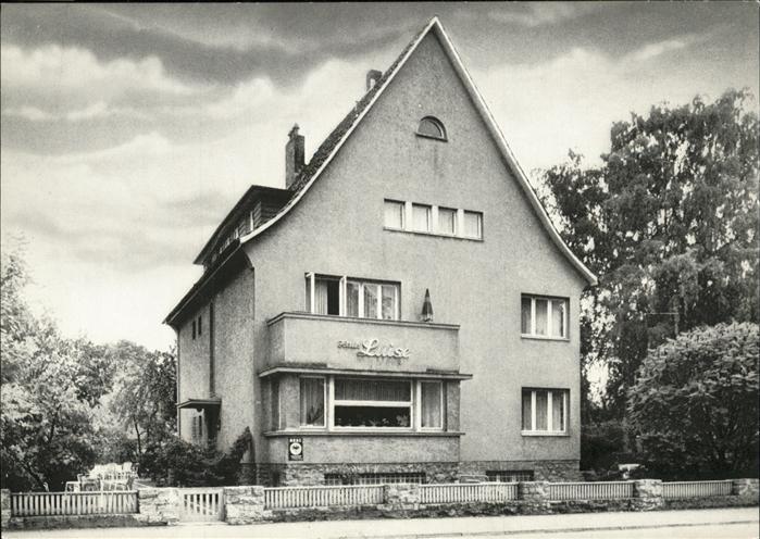 Bad Pyrmont Haus Luise Kat. Bad Pyrmont