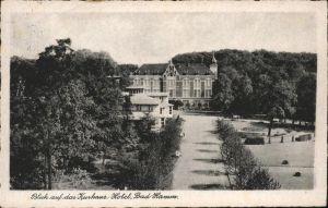 Hamm Westfalen Kurhaus Hotel Bad Hamm Kat. Hamm