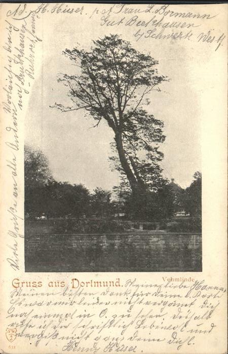 Dortmund Vehmlinde Kat. Dortmund