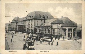 Dortmund Bahnpostamt Feldpost Kat. Dortmund