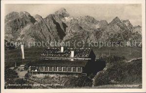Berchtesgaden Gotzenalm Hundstod Kat. Berchtesgaden