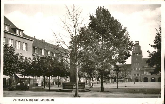 Mengede Marktplatz Kat. Dortmund