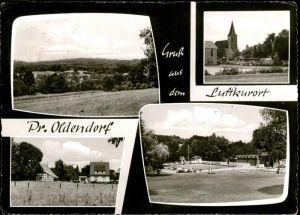 Preussisch Oldendorf Ansichten Kat. Preussisch Oldendorf