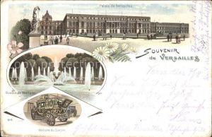 Versailles Yvelines Palais de Versailles Kat. Versailles