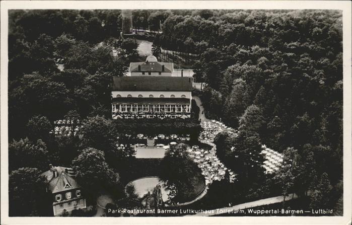 Barmen Wuppertal Luftkurhaus Kat. Wuppertal