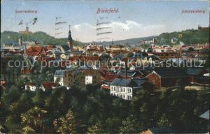 Bielefeld Sparrenburg Johannisberg Kat. Bielefeld