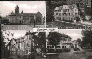 Bendorf Rhein  Kat. Bendorf