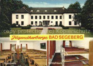 Bad Segeberg Jugendherberge Kat. Bad Segeberg
