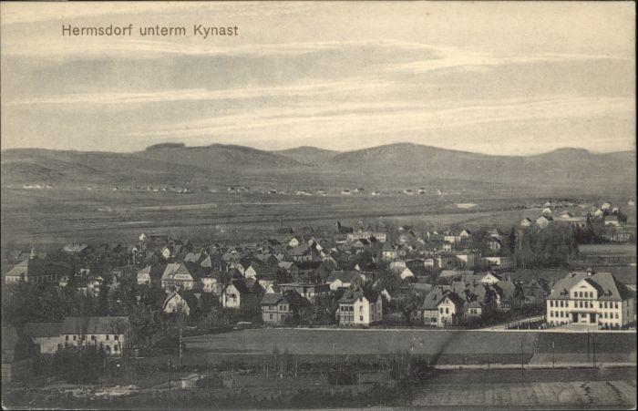 Hermsdorf Kynast *