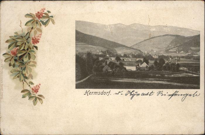 Hermsdorf Riesengebirge Kynast *